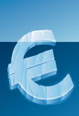 Euro iceberg
