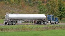 Trucking Diesel Fuel