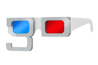 Three-dimensional glasses
