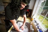 Heavy Metal Man Bachelor Life: Dish washer