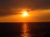 Sun Set Deep