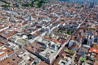 Casco colonial Quito