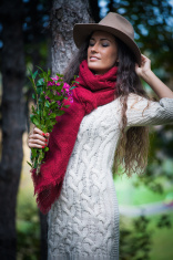 fashion in forest