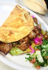 Oriental style Omelet