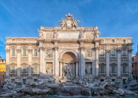 Rome Trevi Fountain 01