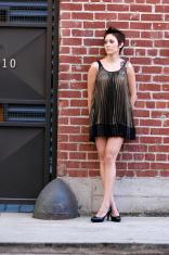 Urban High Fashion Portrait