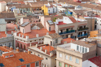 Rooftops in Valencia