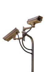 Security camera CCTV video surveillance