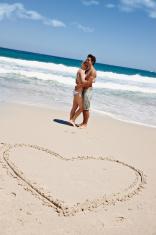 Sun, sand and sentiment