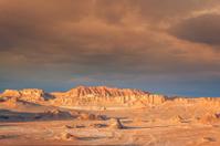 Vale de la Luna sunset- Atacama Desert, Chile