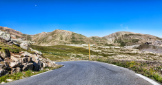 High Altitude Road