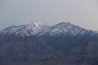 Snow Mountain Range, Leh India