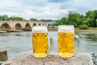 Bavarian beer mugs