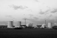 Nuclear Power Plant - Biblis