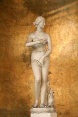 Roman Sculpture (naked woman)