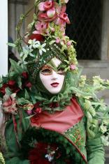 Mask Carnival Venice Italy