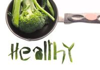 Fresh green healthy vegetables