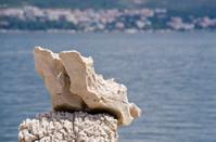 Croatian adriatic coast