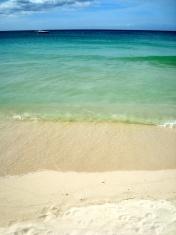 Turquoise water, Boracay Philippines