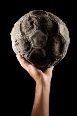 Soccer ball old