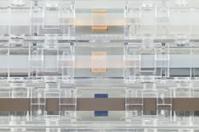 Color Line Pattern Background