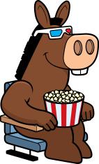 Cartoon Donkey 3D Movies