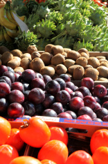 Cretan Market stall