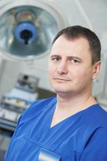surgeon doctor portrait
