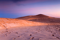 Dune of Pilat at dawn