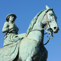 Equestrian statue of Queen Victoria, Liverpool