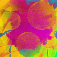 Abstract artistic Background with bright colors