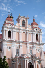 St Casimir Church, Vilnius