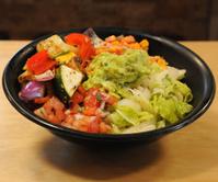 Veggie Bowl Served