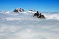 Aiguille du Midi, Mont Blanc - Chamonix Mountain