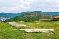 Old Jewish cemetery in Pristina