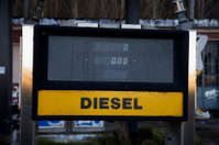 Diesel station