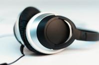 headphones on white 2