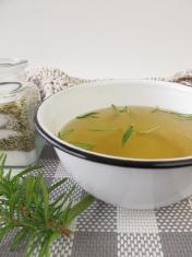 Rosemary bath