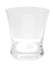 Leeres Whiskyglas