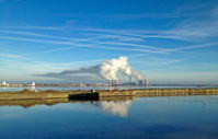 Fiddlers Ferry Power Station Cheshire