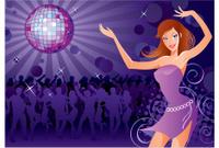 Disco lady 3
