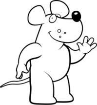 Rat Waving