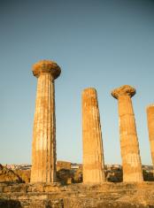 greek ruins