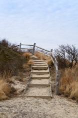 Stairway in Dunes