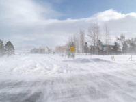 Dead End - Winter Blizzard