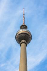 TV Tower in Berlin - Germany