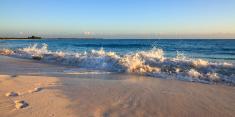 Playa Sirena. Cayo Largo. Cuba.