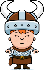 Boy Viking
