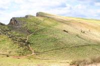 Arthur's Seat hills, Edinburgh, Scotland