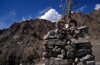 Stupa Ruins, Ladakh, India